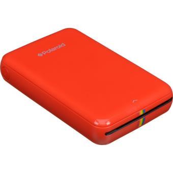 Impressora Fotográfica Portátil Polaroid Zip - Vermelho