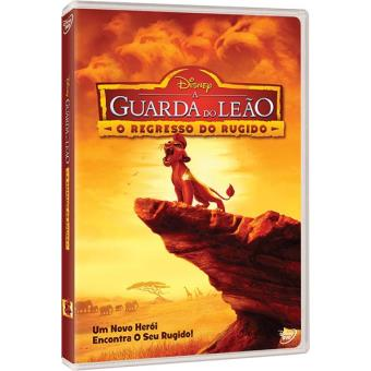 A Guarda do Leão: O Regresso do Rugido - DVD