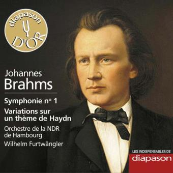 Brahms - symphony n° 1 (imp)