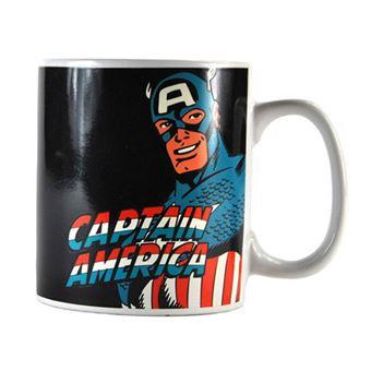 Caneca Termosensível Captain America