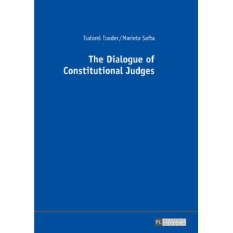 The Dialogue of Constitutional Judges