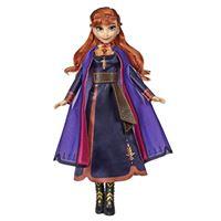 Boneca Musical Frozen: Anna - Hasbro