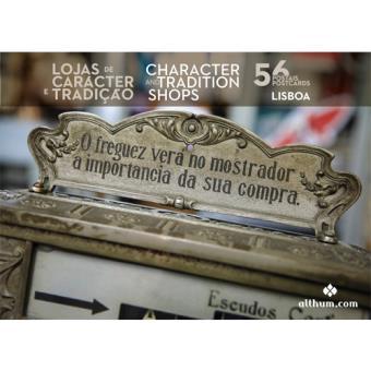 Lojas de Carácter e Tradição: Postais - Livro 1