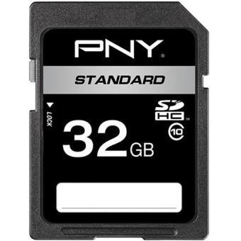PNY SDHC 32GB Classe 10