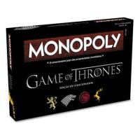 Monopoly Guerra dos Tronos - Creative Toys