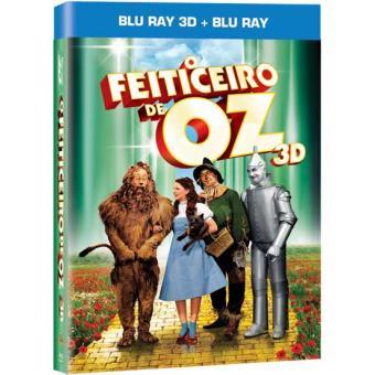 O Feiticeiro de Oz (Blu-ray 3D + 2D)