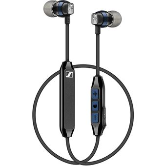 Auriculares Bluetooth Sennheiser CX 6.00 - Preto