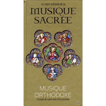 Orthodox Muisc-Liturgy of Sain - CD
