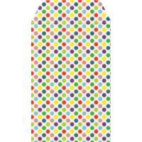 Envelope Prenda - Bolas Coloridas