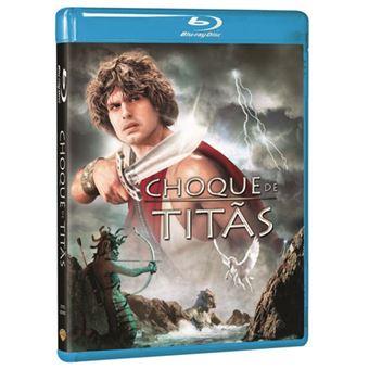 Choque de Titãs - Blu-ray