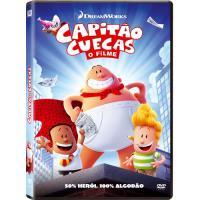 Capitão Cuecas - O Filme - DVD