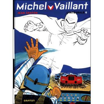 Michel Vaillant: L'Intégrale - Livre 6
