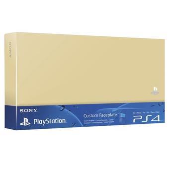 Sony PS4 Cobertura Personalizada - Gold
