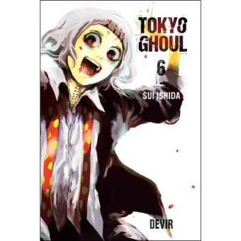 Tokyo Ghoul - Livro 6