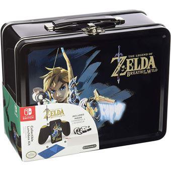 Kit Acessórios Zelda Breath of the Wild - Nintendo Switch