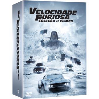 Pack Velocidade Furiosa (DVD)