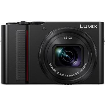 Câmara Digital Compacta Panasonic Lumix DC-TZ200 - Preto