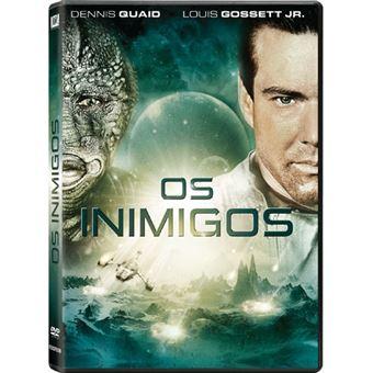 Os Inimigos - DVD