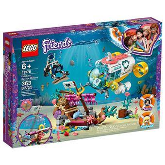 LEGO Friends 41378 Missão de Resgate de Golfinhos