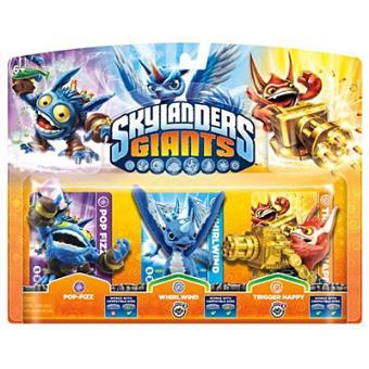 Skylanders: Giants - Triple Pack A