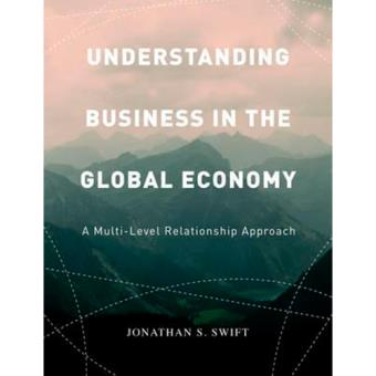 Understanding Business in the Global Economy