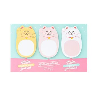 Sticky Notes Lucky Collection Mr. Wonderful