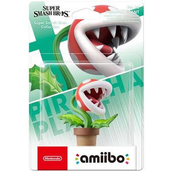 Amiibo Super Smash Bros: Piranha Plant
