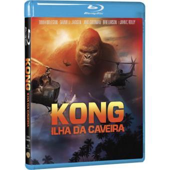 Kong: A Ilha da Caveira (Blu-ray)
