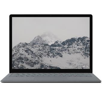 Microsoft Surface Laptop - Platina - Core i7 | 256GB | 8GB