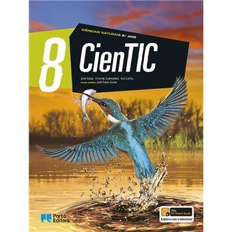 CienTIC 8 - Ciências Naturais - 8º Ano