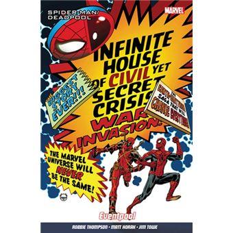 Spider-man/deadpool vol. 9: eventpo