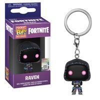 Funko Pop! Porta-Chaves Fortnite: Raven