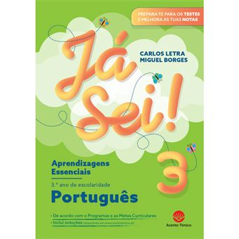 Português - 3.º Ano