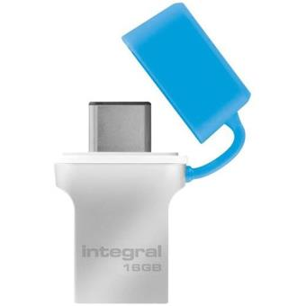 Integral Pen USB 3.0/USB-C Fusion - 16GB