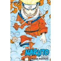 Naruto 3-in-1 - Book 1