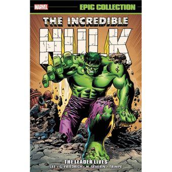 Incredible hulk epic collection: th