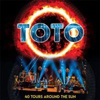 40 Tours Around The Sun - Live at The Ziggo Dome - 3LP 12''