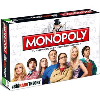 Monopoly Teoria do Big Bang - Creative Toys
