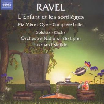 Ravel- l'enfant et les sortileges