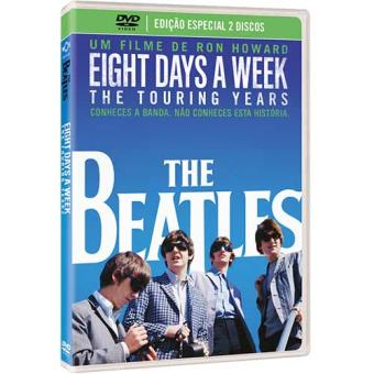 Eight Days a Week – The Touring Years (DVD)