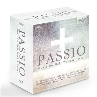 Passio - 25CD