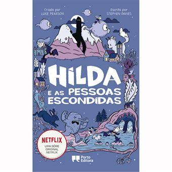 Hilda e as Pessoas Escondidas