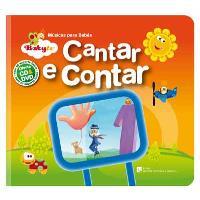 Cantar e Contar (Livro + CD/DVD)