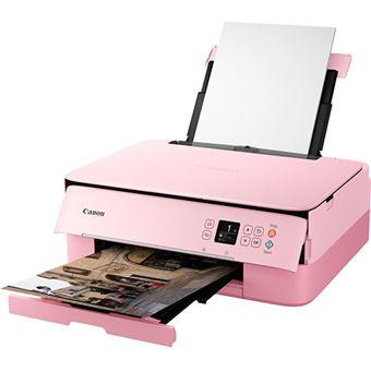 Impressora Multifunções Canon PIXMA TS5352 - Rosa