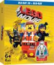 O Filme LEGO+ Figura (Blu-ray 3D + 2D)