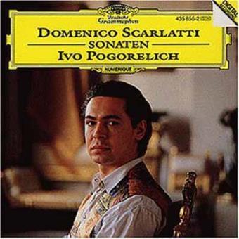 Scarlatti Sonatas D Scarlatti Ivo Pogorelich Cd álbum Compra Música Clássica Na Fnac Pt