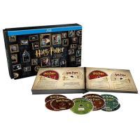 Coleção Harry Potter - Filmes Blu-ray Edições Especiais com Livro