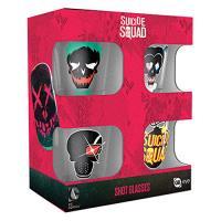 Suicide Squad - Copo de Shot  X4