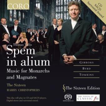 Spem in alium | Music for Monarchs and Magnates (SACD)