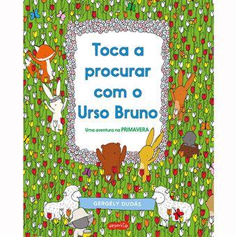 Toca a Procurar com o Urso Bruno